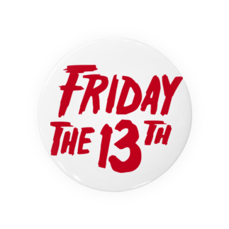 NIPPON DESIGNのFRIDAY THE 13TH Badges