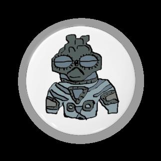 アメリカンベースの土偶 Badges