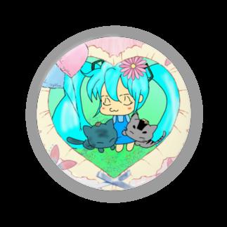Miku Corporation  Galleryのmikuと愛猫 Badges