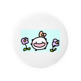 春になって可愛さ倍増なねこです Badges