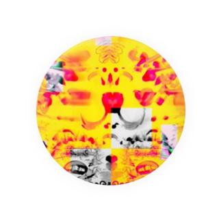 愛慾の残骸 Badges