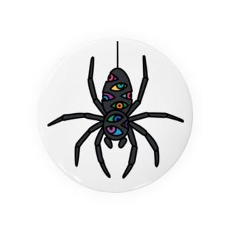 クモ Badges