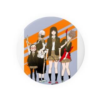 ザ・クレイジーマンケンバンド Badges