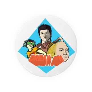 ドリームオン Badges