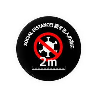 Life Design Factory PINCEのコロナ対策グッズ Badges