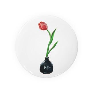 夢心地の花 Badges