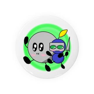 仲良しメタル&ナイト Badges