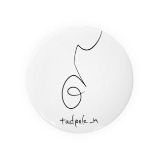 tadpole_n(タッドポールン) Badges