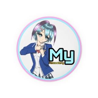 【Mocostory】オリジナルキャラクター Badges