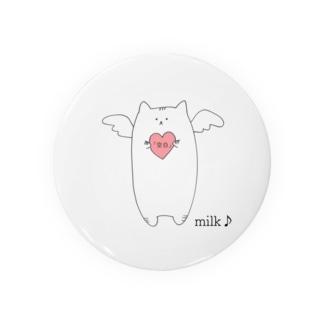 milk♪のグッズ Badges