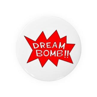 DREAM BOMB!! ユメノバクダン Badges