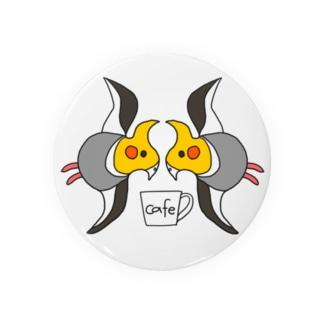 ツインオカメチドリ Badges