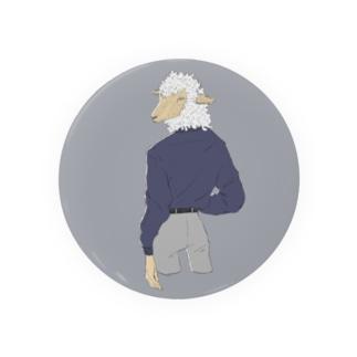 振り向き Badges