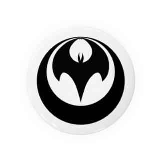 月に蝙蝠 Badges