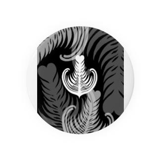 【ラテアート】ブラックリーフ Badges