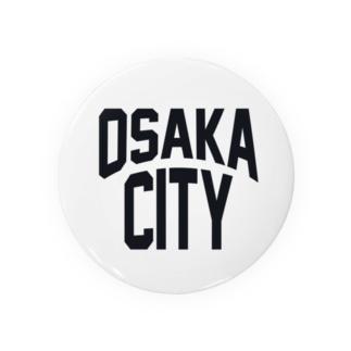 やっぱ好っきゃねん! OSAKA CITY Badges