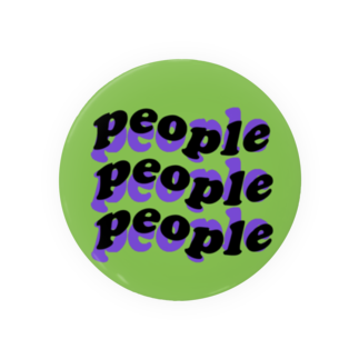 nappinのpeople Badges