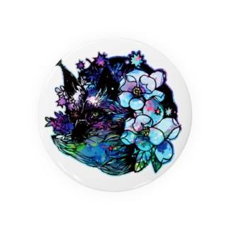 夜の宝石:キツネ(色違い) Badges