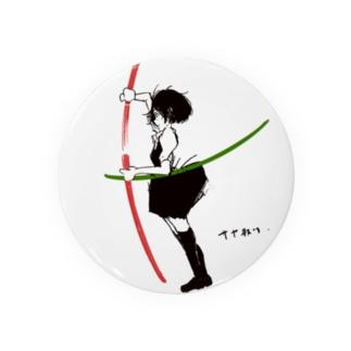 Kajinoのサヤドリ Badges