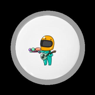 kuaの地獄メッツくん Badges
