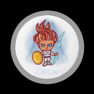 alpacca-creativeのOrion(オリオン星人) Badges