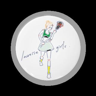 メーヴェのlacrosse girls Badges