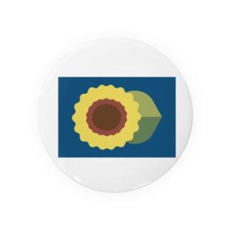 ひまわり:横 Badges