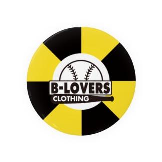 「BLCロゴ×虎」 Badges