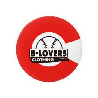 「BLCロゴ×鯉」 Badges
