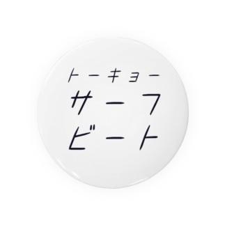 トーキョーサーフビート ロゴT Badges