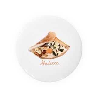 galette  Badges