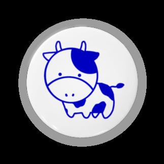 ぎゅっと。の森野牛乳 Badges
