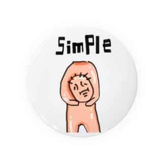 SIMPLE_BOYのSIMPLE MAGIC Badges