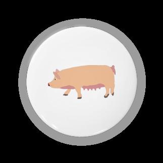 MOBのMO豚(ブタ) Badges