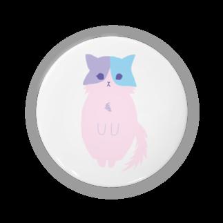 おもち屋さんのおすまし猫(4) Badges