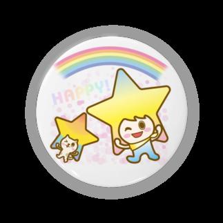 alpacca-creativeのステラちゃん☆【HAPPY!】 Badges