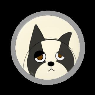 ZUSHIMARUのふれんちぶるどっぐ Badges