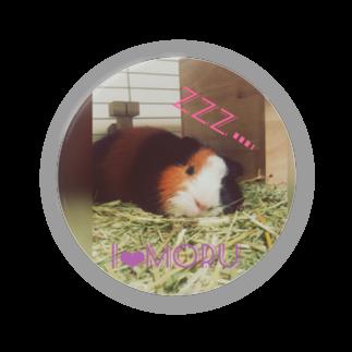 ユンユナのアイラブモルモット  Badges