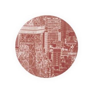 東京|tokyo Badges