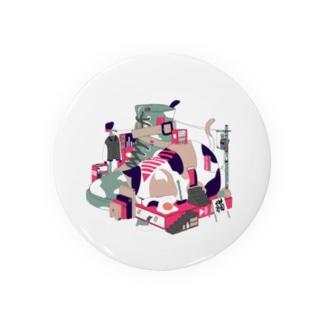スリープモード Badges