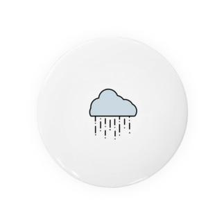 雨模様 Badges