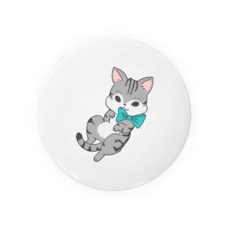 あざとい猫 Badges
