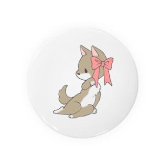 あざとい犬 Badges