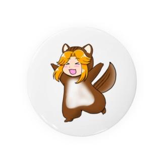 きゃー♡ Badges
