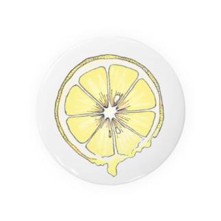 レモン Badges