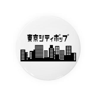 東京シティポップ Badges
