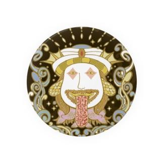 デリーアマビエ Badges