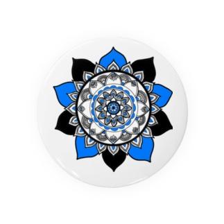紺碧の花 Badges