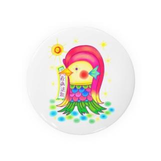 アマビエサマ Badges