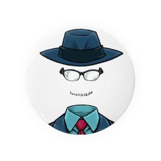 透明な人間 Badges